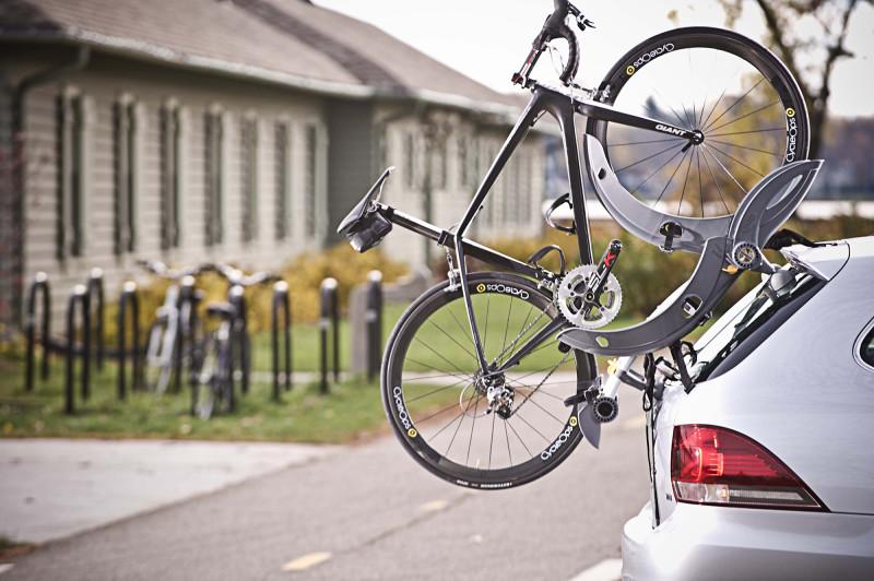 מנשא אופניים אחורי - Rear Mounted Bike Racks